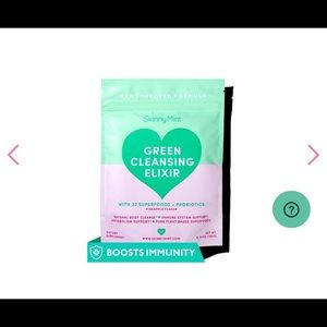 SkinnyMint Green Drink